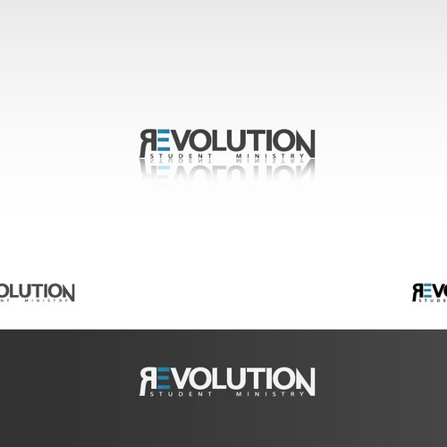 Create the next logo for  REVOLUTION - help us out with a great design!