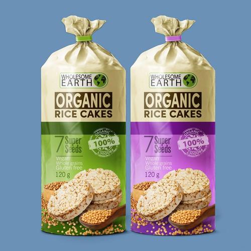 Organic Rice Cakes