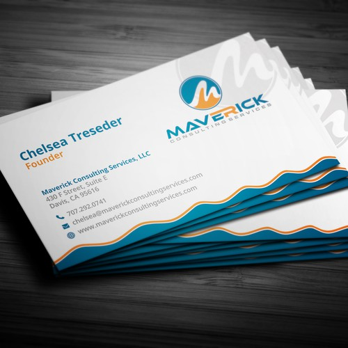 Modern & Creative Business Card Design