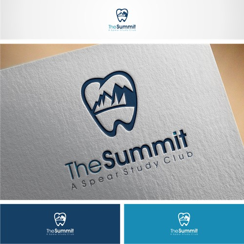 Pictoral logo for The Summit
