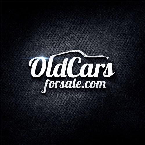 Used car logo design