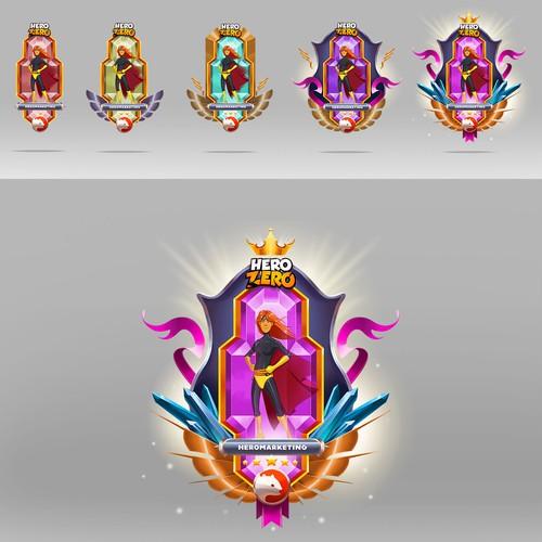 GAME LOGO DESIGN by Rarity