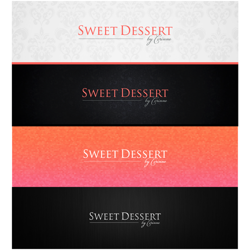 Create a logo for Skin Care business Sweet Dessert