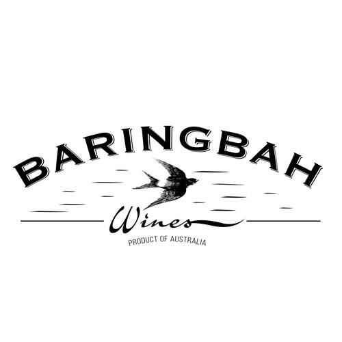 Design a wine label for an Australian winemaker