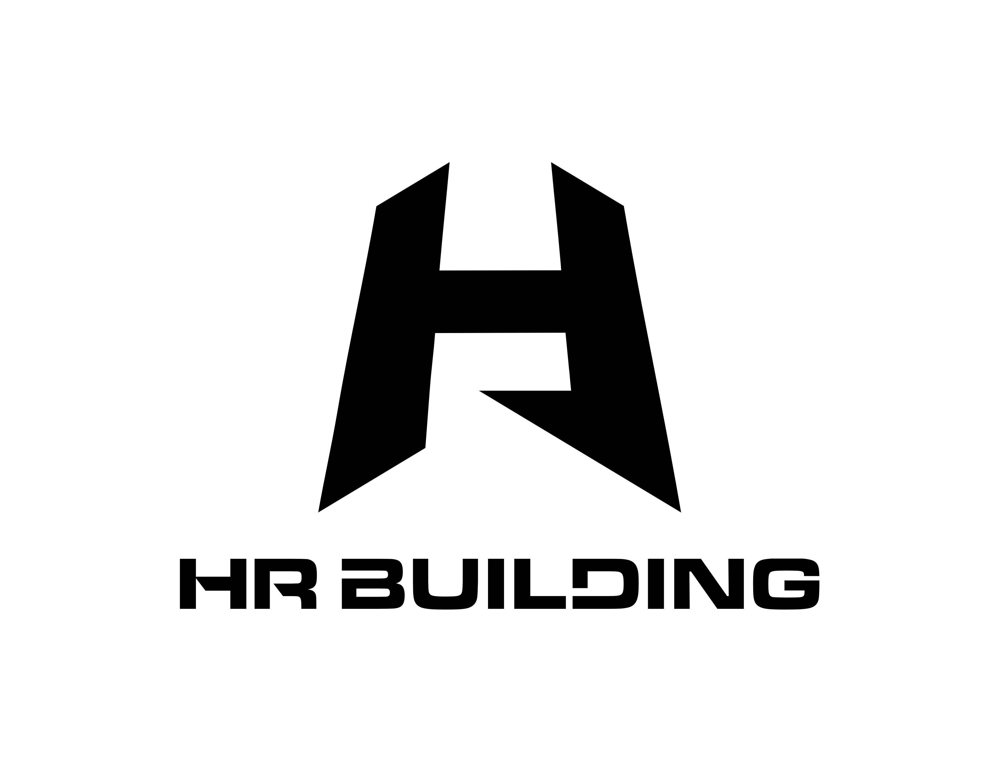 Create a logo and business card for HR building