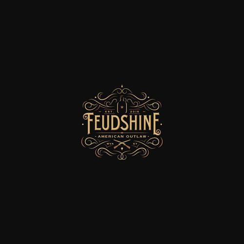Logo Concept for FeudShine