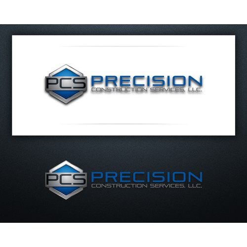 Precision Construction logo