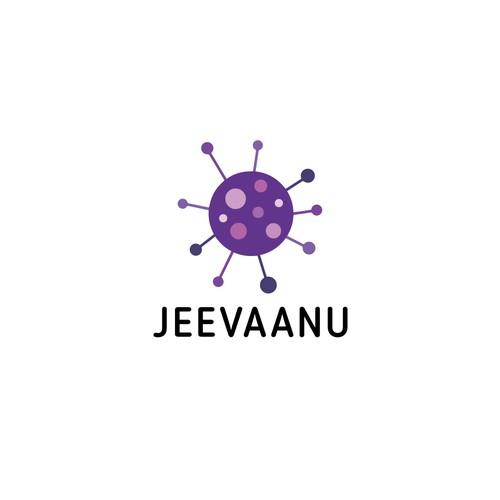 jeenavu logo design