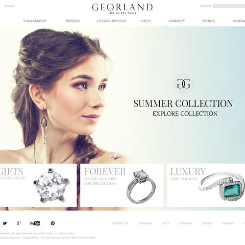 Luxury jewelry maker