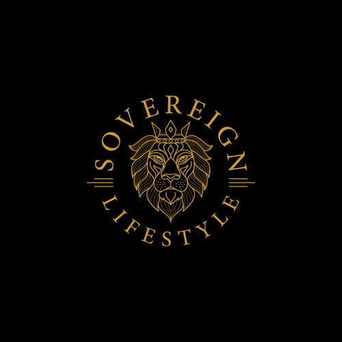 logo design concept for lifestyle