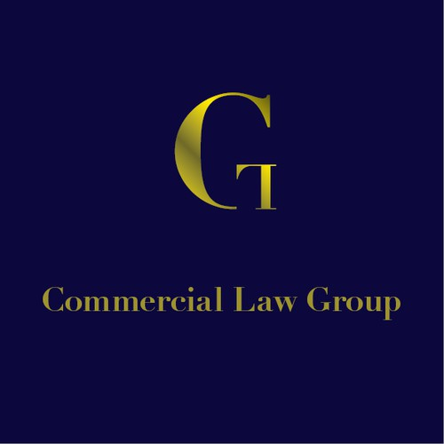 logo for Commercial Law Group