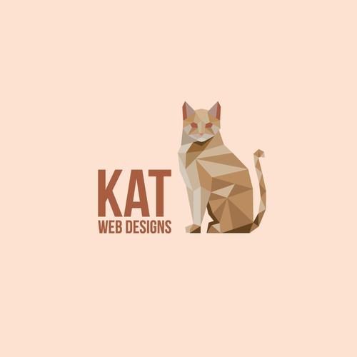 GUARANTEED PRIZE - Creative & Unique Logo for Kat Web Designs