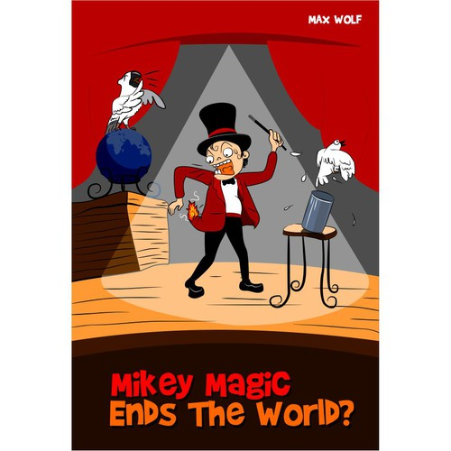 mikey magic ends the world
