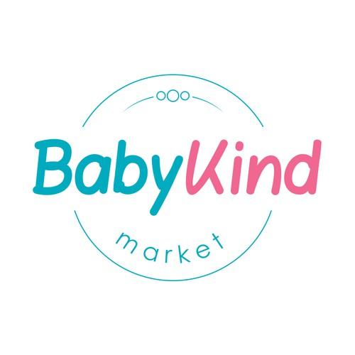 Baby Kind Logo Design