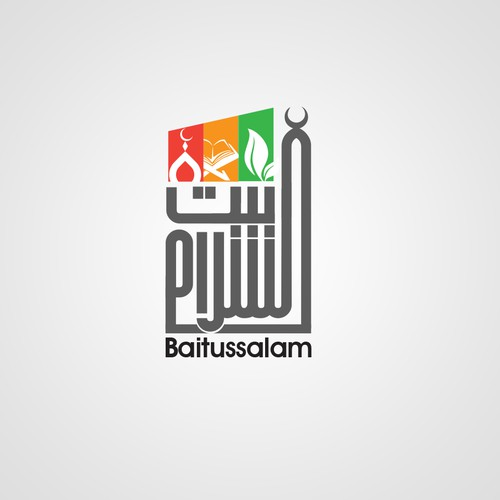 logo concept of Baitussalam