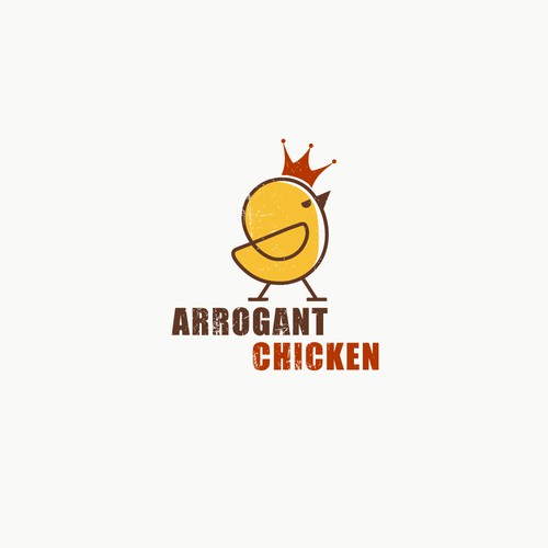 logo for Arrogant Chicken