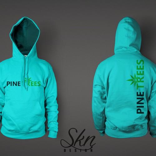 Hoodie Design by Skn DESIGN