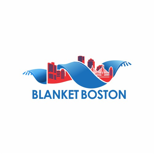 logo for blanket boston