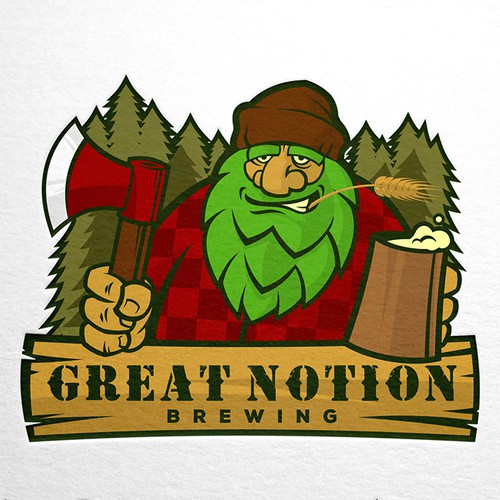 Logo for Great Notion Brewing