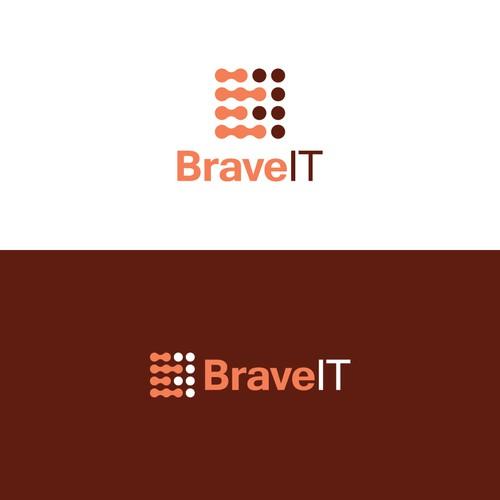 Logo for BraveIT