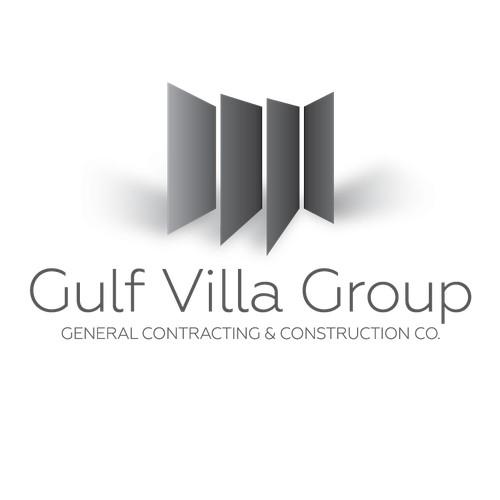 3D text-based logo