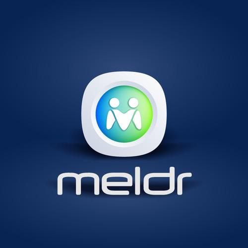 Logo for a Social-media app
