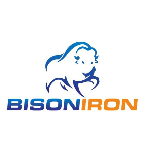 Bison Iron needs a new logo