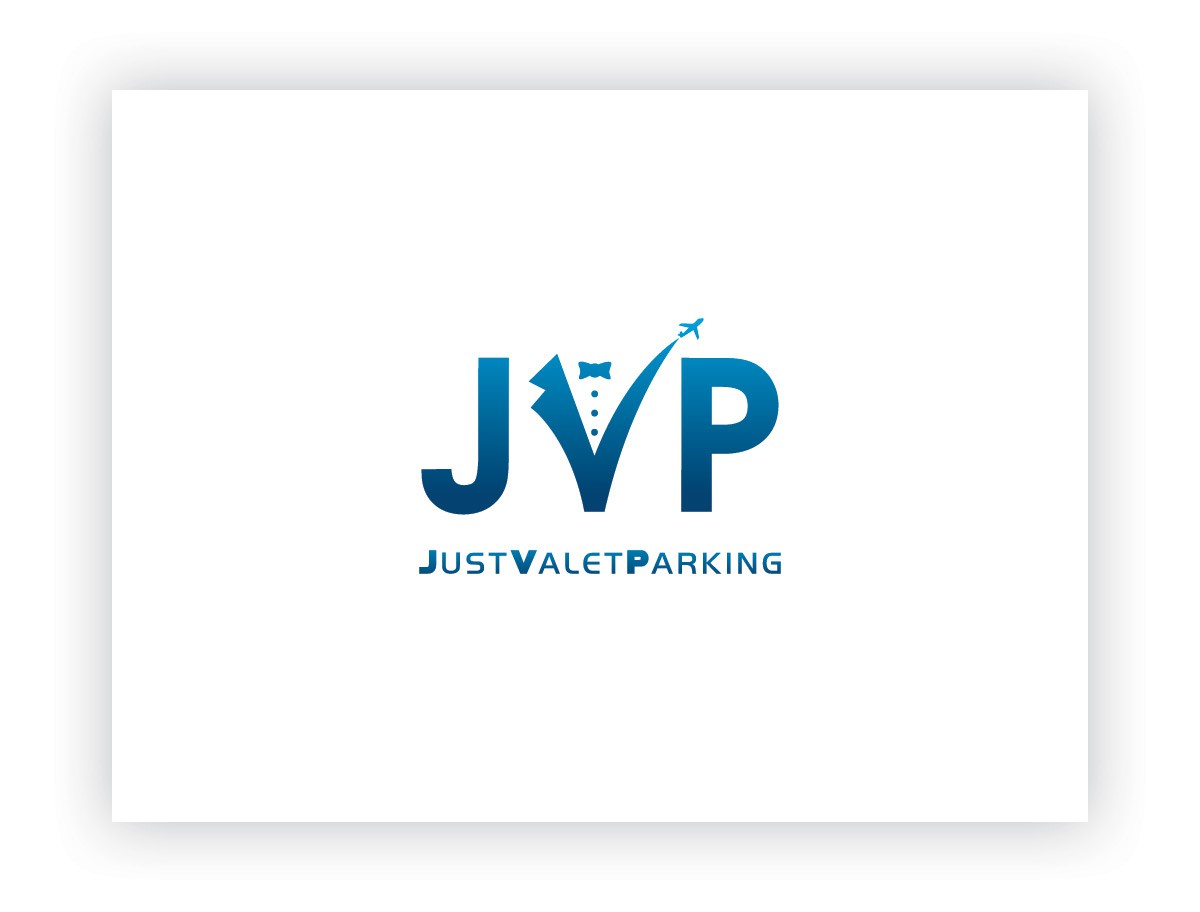 Create the next logo for Just Valet Parking