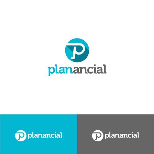 "logo symbolizes the letter ""P"""