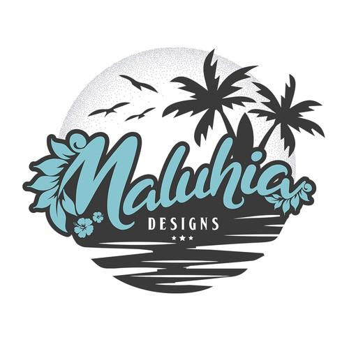 Maluhia Designs Logo