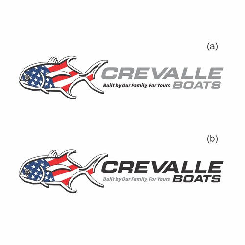 Logo redesign for high quality boat manufacturer