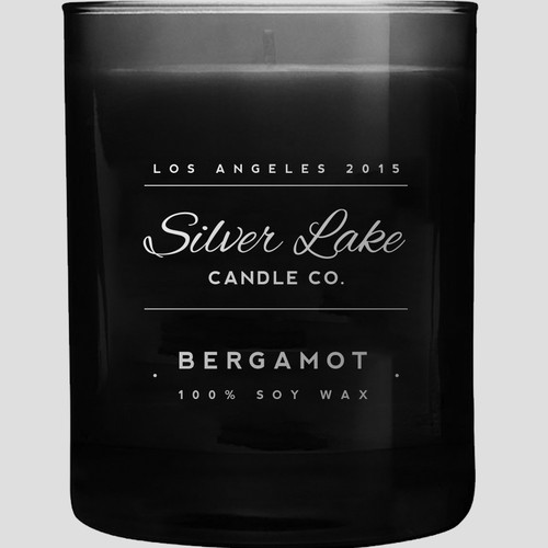Label Design - Candle