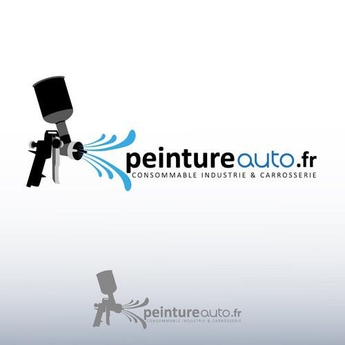 Logo de peintureauto.fr