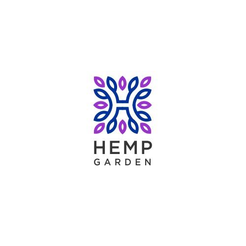 logo design for new hempseed oil line