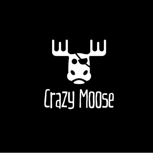 Crazy Moose - Fun design