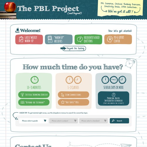 The PBL Project