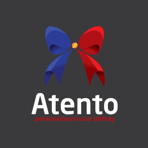 Brand identity for Atento gifting platform
