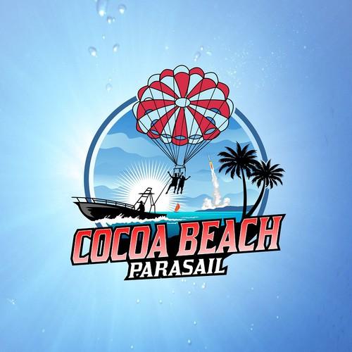 cocoa beach parasail