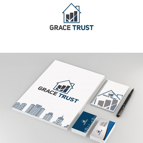 Create a major real estate logo for private investors