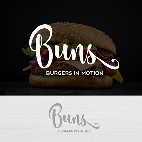 """buns- burger in motion"""