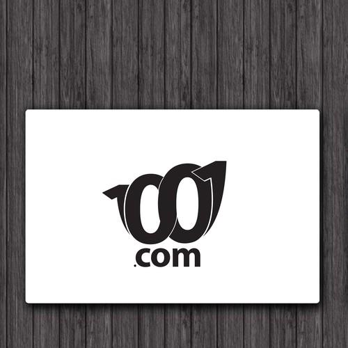 1001.com needs a new logo