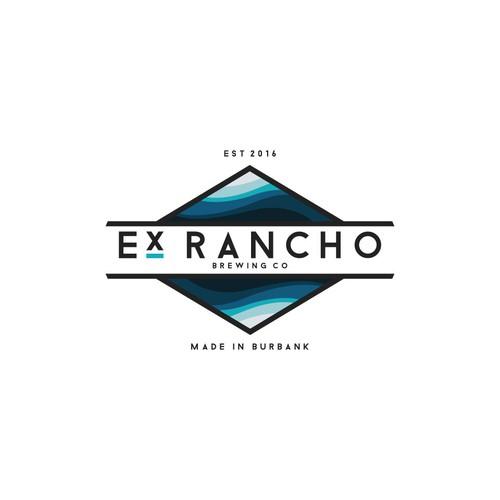 Logo for Ex Rancho Brewing Co
