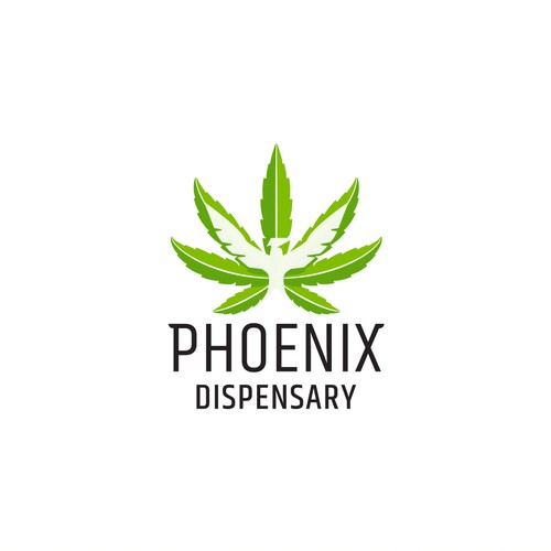 Logo for Cannabis dispensary in Phoenix