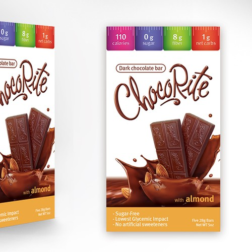 Chocolate Bar Packaging
