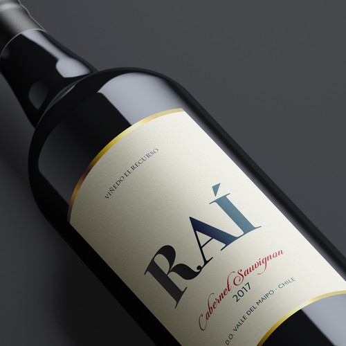 RAI Wine label