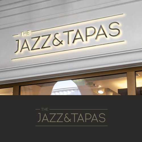 JAZZ AND TAPAS LOGO