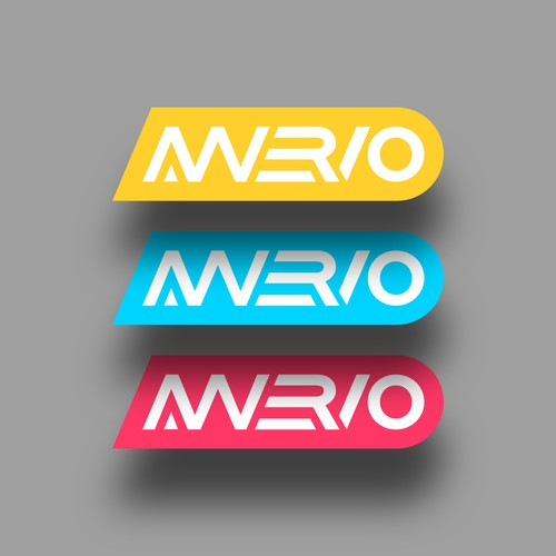 awerio logo design