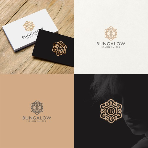 Logo design for Bungalow