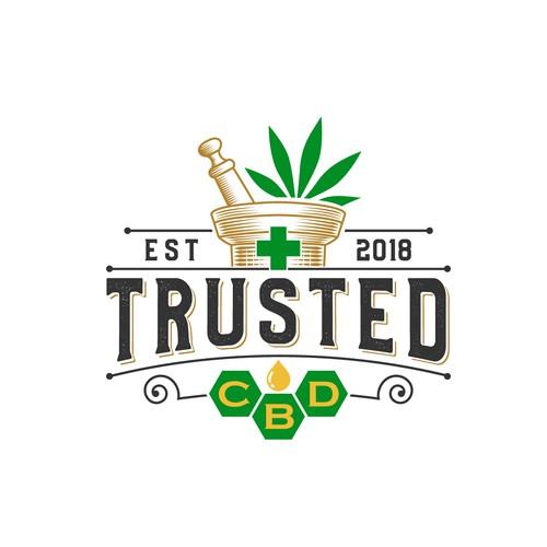 TrustedCBD logo