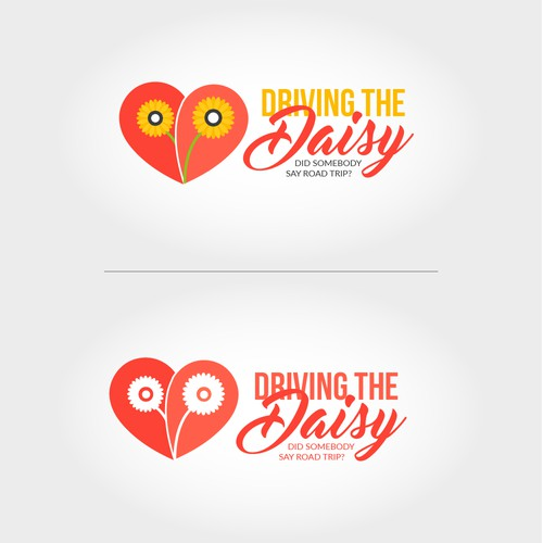 Logo proposal for Driving the Daisy